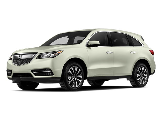 2014 Acura MDX Tech Pkg in El Paso, TX | Acura MDX | Fox ...