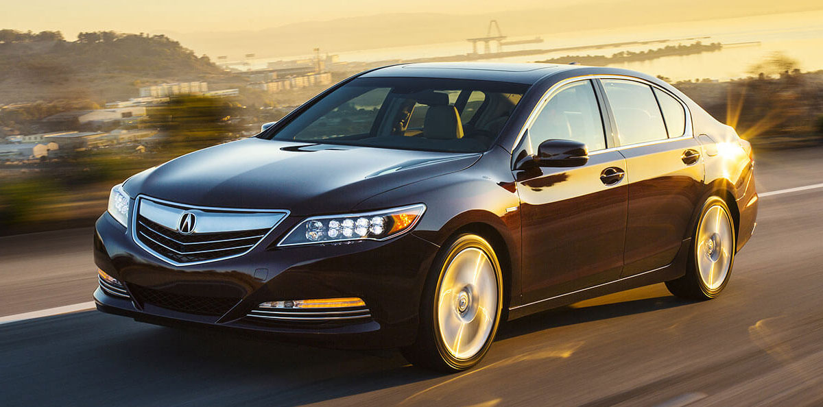 Learn Why The 2017 Acura Rlx Always Turns Heads
