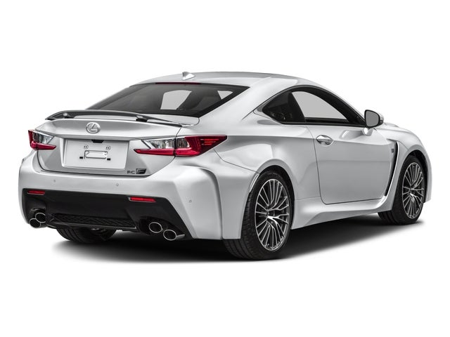 2017 Lexus Rc F Base In El Paso Tx Fox Acura Of