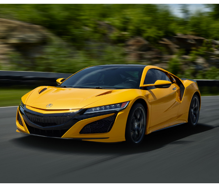 For An Amazing Ride, Choose The 2020 Acura NSX